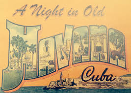 Image result for a night in havana