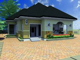 Bedroom House Plans Bedroom Bungalow House Plans Nigerian     D Bungalow House Plans  Bedroom Bedroom Bungalow House Plans