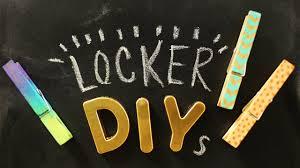 5 EASY <b>LOCKER DECORATION</b> IDEAS - YouTube