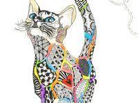 Коты: лучшие изображения (66) | Cold porcelain, Pottery и ...