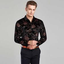 2017 <b>Spring</b> & <b>autumn</b> top quality new fashion design mens <b>gold</b> ...
