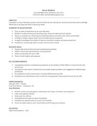 automotive technician resume resume examples sample automotive automotive technician resume resume examples sample automotive auto mechanic resume templates motor mechanic resume template maintenance mechanic