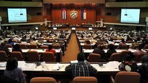 Resultado de imagen para asamblea nacional de cuba