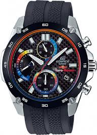 Мужские <b>часы Casio EFR</b>-<b>557TRP</b>-<b>1A</b> (Япония, кварцевый ...