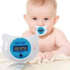 ROZETKA | Соска-<b>термометр</b> Baby Temp Pacifier детский ...