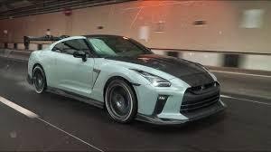 1200 л.с. <b>Nissan GT</b>-<b>R</b>. Шик или фрик? GOODWOOD & Bentley '19 ...