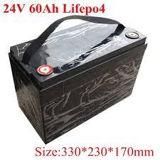 2019 <b>24V 60AH Lifepo4 Battery</b> 60Ah Battery 8s BMS For Inverter ...