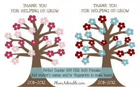 32 Beautiful Teacher Appreciation Thank You Gifts {tutorials ... via Relatably.com