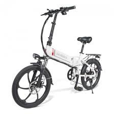 <b>Samebike 20LVXD30</b> Portable <b>Foldable Smart</b> Electric Moped Bike ...