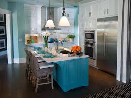 blue kitchen cabinets small painting color ideas: black cabinets light dark blue kitchen modern small remodels with