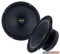 Среднечастотная акустика <b>Swat SBT</b>-<b>80Pro</b>   Характеристики ...