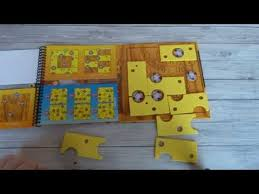 <b>Настольная игра BONDIBON</b> Переполох на айсберге - YouTube