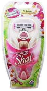 Soft Touch™ 6 Blade Razor System for Women (<b>Dorco Shai</b> ...