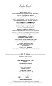 Our Asheville Nc Fine Dining Menu Isa S Bistro