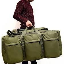 Hot 90L Large Capacity Men's Military Tactics <b>Backpack Waterproof</b> ...