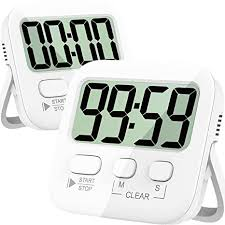 Timers, Classroom Timer for Kids, Kitchen Timer for ... - Amazon.com