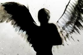 Image result for dark angel with wings