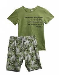Зелёный Комплект <b>PlayToday</b> для мальчика р.98-122 / 291005 ...
