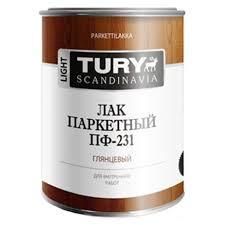 <b>Лак TURY Паркетный</b> ПФ-231 (9 кг) - купить , скидки, цена ...