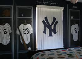 Locker Room Bedroom Boys Baseball Bedroom