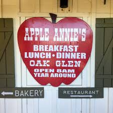 offbeat l a fall is in the air apple picking in oak glen apple annie s had amazing apple pie photo by nikki kreuzer
