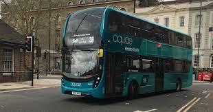 <b>New</b> brightly <b>coloured eco</b>-<b>friendly</b> Bath-Bristol buses in use early ...