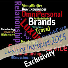 7 Evolving Trends for Upscale <b>Brands</b> in <b>2019</b>: <b>Luxury</b> Institute Report