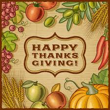 Happy Thanksgiving --