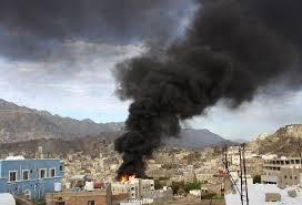 اليمن - ضربات جوية للتحالف العربي وسقوط 30 قتيلا
