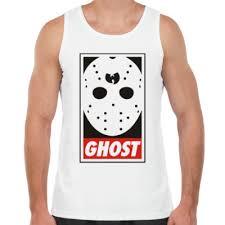 <b>Майка Ghost</b> Wu tang купить на Printdirect.ru | 4129075-129