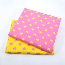<b>2pcs</b>/<b>lot</b> New heart Series Twill Cotton Fabric,<b>Patchwork</b> Cloth,<b>DIY</b> ...