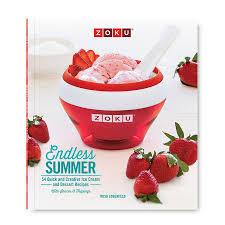 <b>Книга рецептов endless</b> summer, Zoku | Купить в Москве