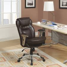 captivating home office furniture desk appealing ergonomic desks and chairs brown leather padded chair light oak wood table top metal captivating home office desk