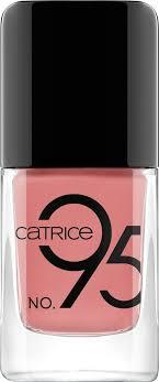 CATRICE <b>Лак для ногтей ICONails</b> Gel Lacquer, 10,5 мл, 95 You ...