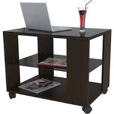 <b>Стол журнальный Мебелик BeautyStyle</b> 5 венге / стекло черное ...