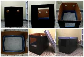 litter making cat litter box furniture diy