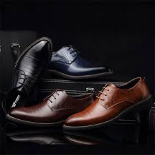 Brand <b>Business Men</b> Shoes Formal Dress <b>Man Pointed</b> Oxford ...
