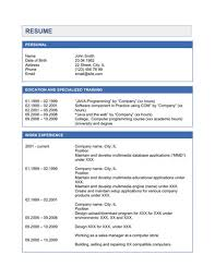 java programmer resume sample • hloom comjava programmer resume sample
