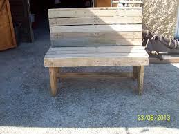 pallet bench plans build pallet furniture plans