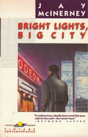 getting tense about tense in fiction jay mcinerney bright lights big city 1984 vintage