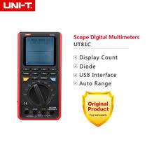 <b>UNI</b>-<b>T UT81C</b> ЖК-подсветка 16 МГц 80 мс/с в режиме реального ...