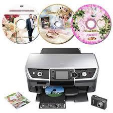 Как распечатать <b>наклейку</b>/этикетку для <b>CD</b> или <b>DVD</b>