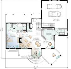 Plan W DR  Vertical Two Story Atrium   e ARCHITECTURAL designThis appealing country house plan  great as a vacation home  features a vertical atrium accessible by stairs