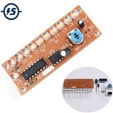 Light <b>DIY Kit</b> Running Flow LED <b>Electronic</b> Production Training Suite ...