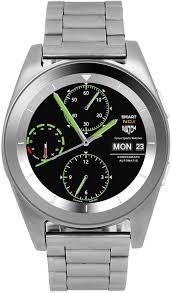 <b>Умные часы NO.1 G6</b> (серебристый)