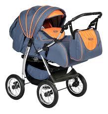 Купить <b>коляска</b>-<b>трансформер Indigo maximo</b> indigo Ma 07 темно ...