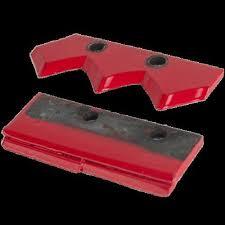 <b>Нож</b> сменный для шнека <b>двухзаходный</b> для грунта <b>DDE</b> 150 мм ...