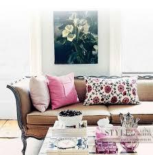 подушка думка home style fluid 730560 бежевый 40 x см