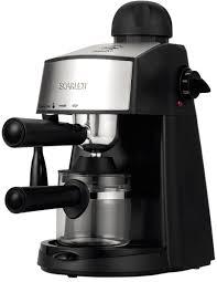 <b>Кофеварка SCARLETT SC CM 33004</b> Black купить по низкой цене ...