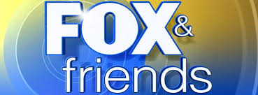 Fox News - Fox & Friends logo